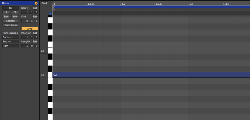 Chords and Melodies with Random MIDI