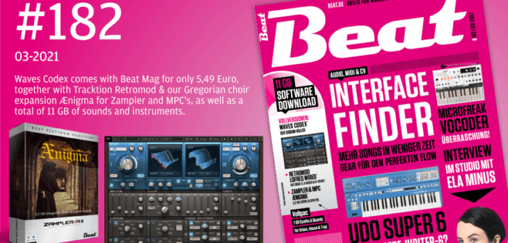 Get Waves Codex For FREE With The Latest Beat Magazine
