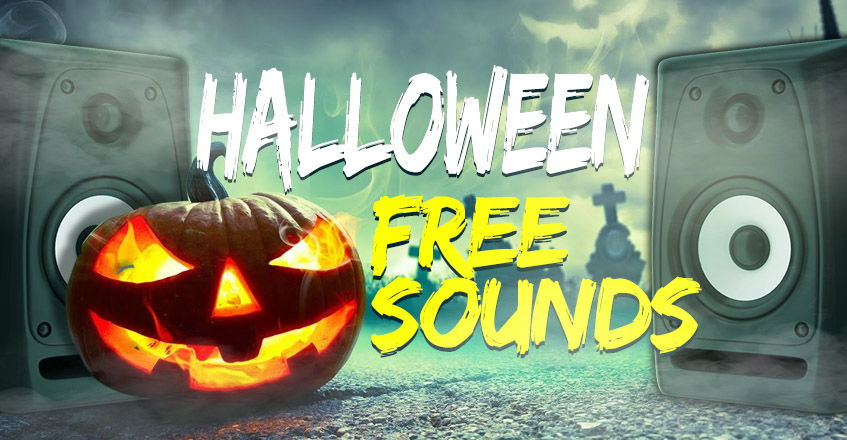 Halloween Free Sound Effects Scary Horror Sounds