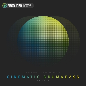 Producer Loops Cinematic Drum and Bass Vol 1