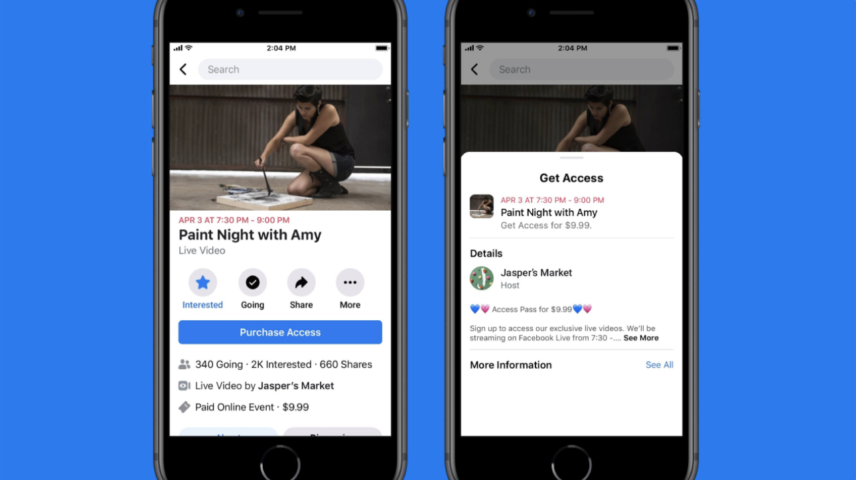 Facebook To Allow Creators To Monetise Live Streams