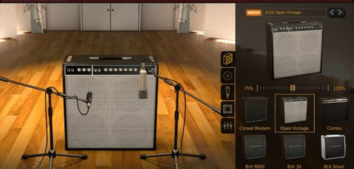 IK Multimedia 3D Cab Room Is Now FREE (AmpliTube Custom Shop)