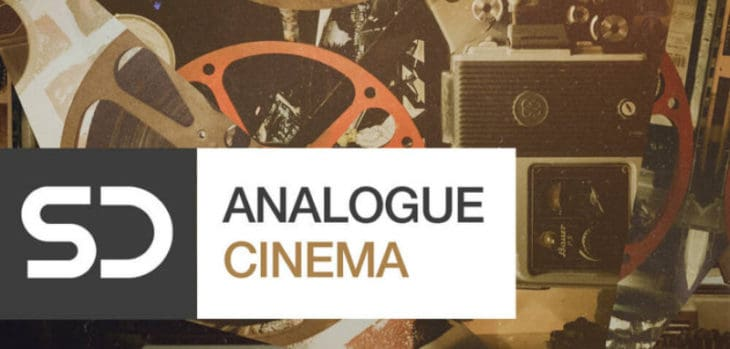 Loopmasters Offers FREE Analogue Cinema Sound Library
