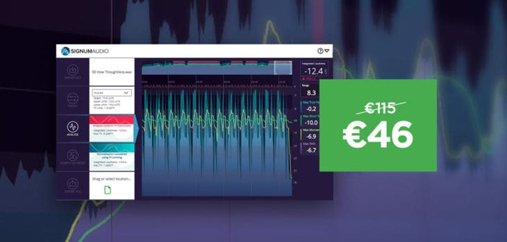 Get 60% OFF Bute Loudness Normaliser @ VSTBuzz