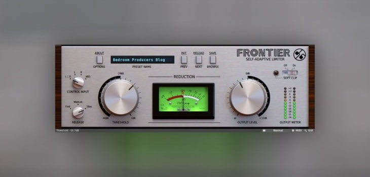 Frontier by d16 Group