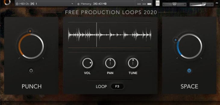 Free Production Loops 2020 by Heavyocity