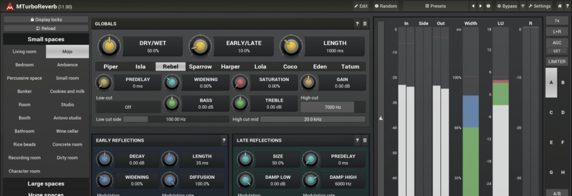 how to make big sounds with reverb effects