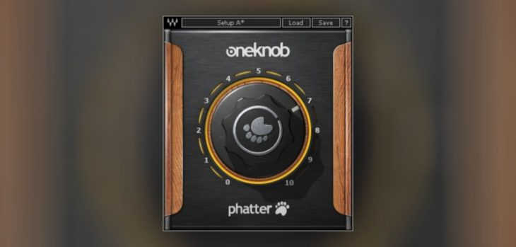 OneKnob Phatter by Waves