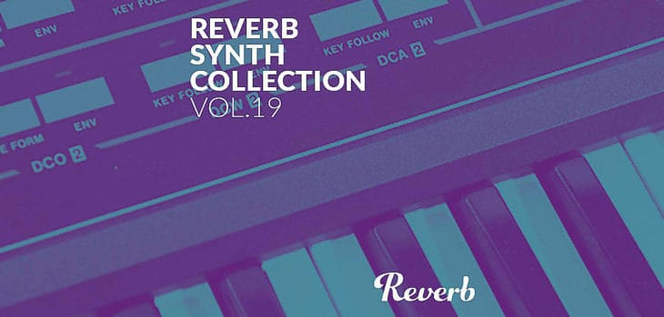 Reverb Offers FREE Casio CZ1000 Synth Collection (WAV)