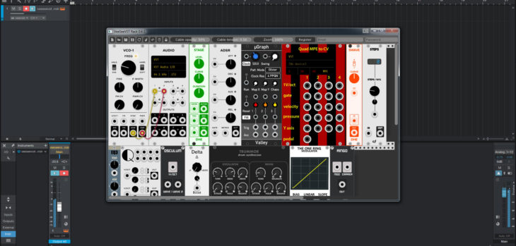This UNOFFICIAL Port Turns VCV Rack Into A VST Plugin!