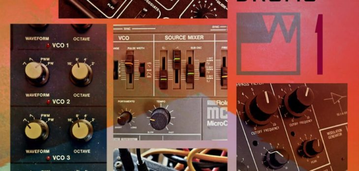 VCO Drums VOL1 by Waveshaper